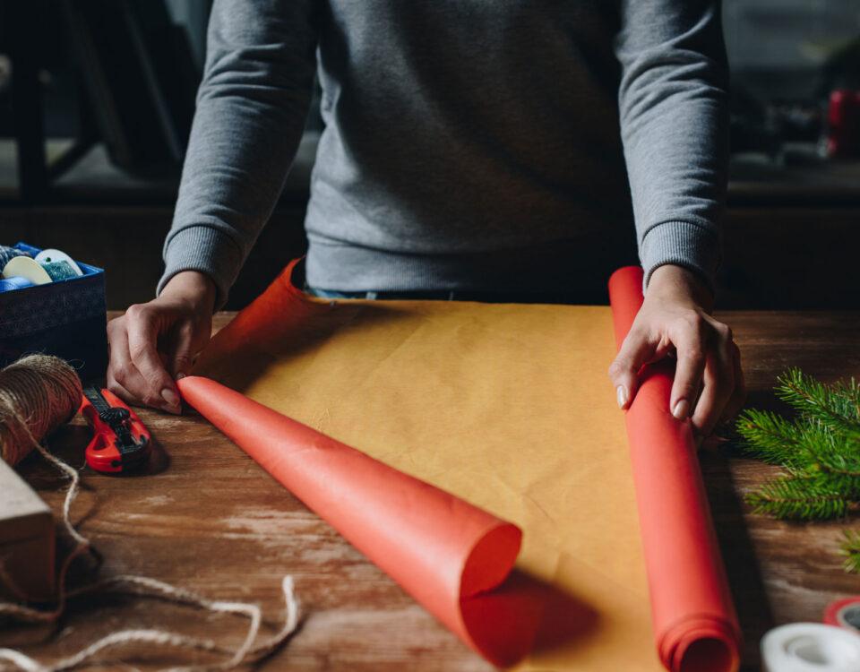 Jak zrobić ozdoby świąteczne z papieru?
